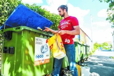 世界前列!奥地利严格的垃圾分类机制和健全的环保服务体系