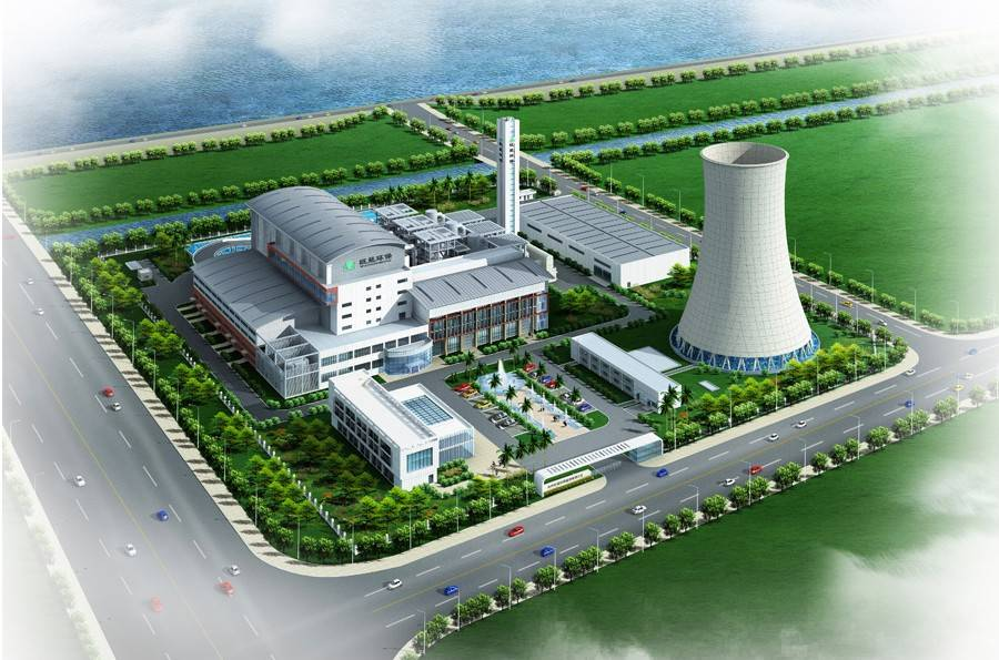 湖北省荆州市天然气分布式能源项目(BOT)