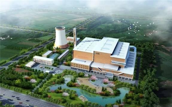 江苏省苏州市生活垃圾焚烧发电扩容建设项目