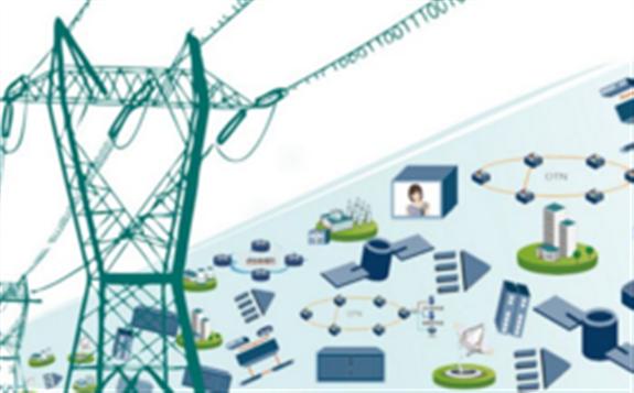 法国电力国际电网公司与重庆能源集团展开配电网技术合作事宜召开交流座谈会