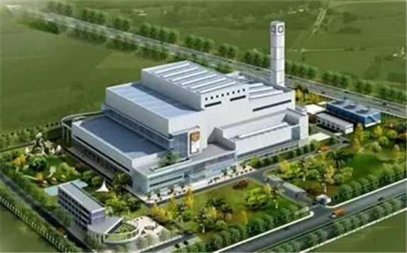 浙江省杭州市垃圾焚烧发电(二期)项目