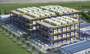 韩国瑞山:世界最大氢燃料电池发电厂开始工作
