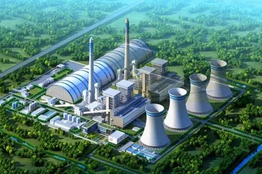 广东省云浮市环保生物质发电项目