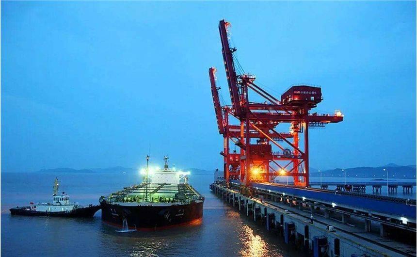 海关总署:7月我国外贸出口稳中有进,原油、天然气等商品进口量增加