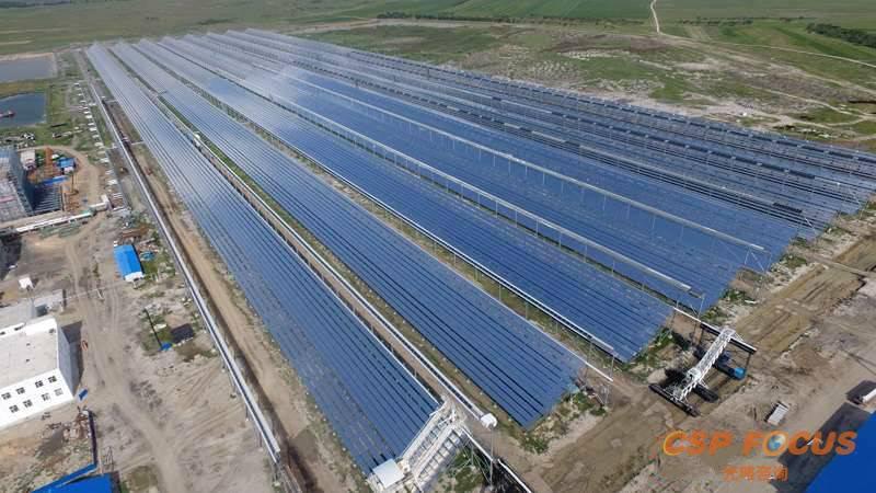 河北泛海签订张北华强兆阳15MW光热电站110kV综合自动化系统项目