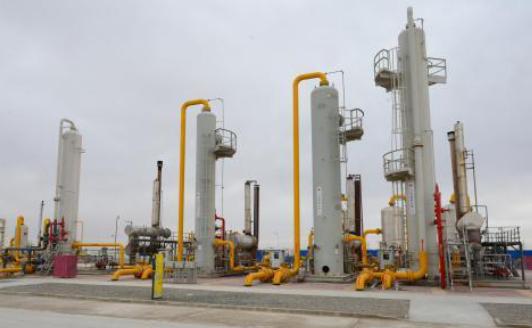 青海油田尖北H-5井正式投产 日增产天然气12万立方米