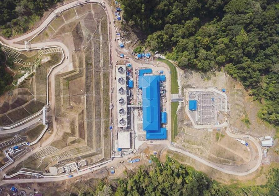 印度尼西亚Lumut Balai 1号地热发电厂9月9日开始商运