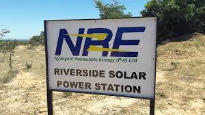 津巴布韦首个向国家电网供电的太阳能电站开始运营