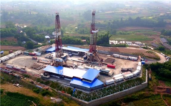 中石化加码四川天然气勘探 新增探明储量921亿立方米