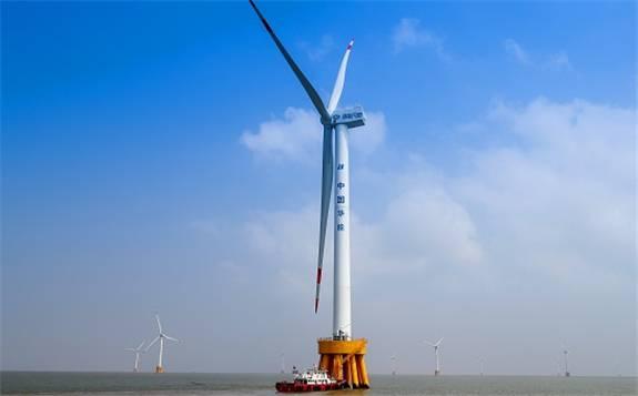 首个海上风力发电场国家标准将实施