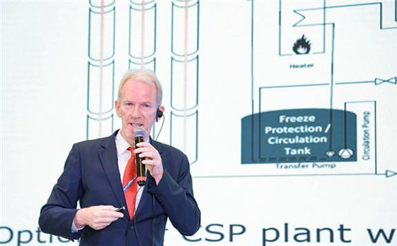 CSP Services:光热项目开发前期进行专家咨询的经济效益