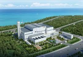 江西省上饶市生活垃圾焚烧发电厂项目(EPC)