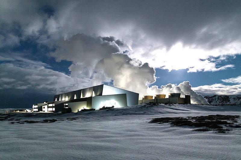 Theistareykir地热发电厂获得国际项目管理奖提名