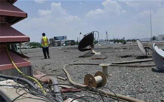 沙特东部西巴油田一座天然气设施遭到多架无人机袭击