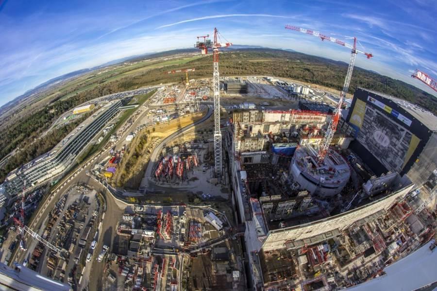 """全球最大核聚变反应堆项目实现""""里程碑""""式成就——低温恒温器成功交付"""