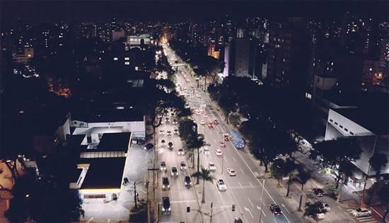 巴西城市升级18.2万套路灯,用电成本节省50%