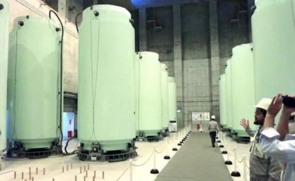 日本15200吨乏燃料中的60%或将贮存到金属屏蔽罐中