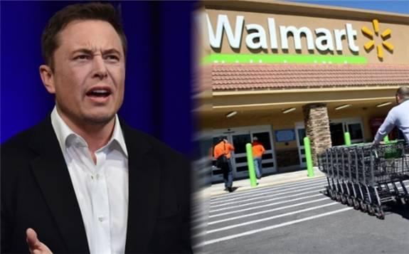 沃尔玛起诉特斯拉  因240家门店屋顶太阳能电池板起火 损失约十万美元