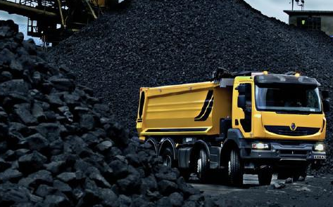 """动力煤期货主力合约收盘价重上590元/吨的关口且实现""""五连涨"""