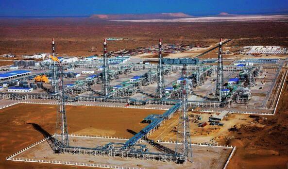 中国石化在四川新增天然气探明储量约921亿立方米