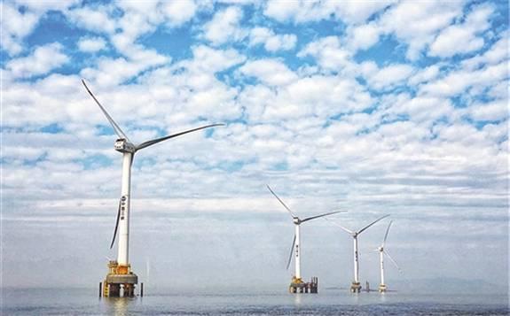 """一波由政策推动的""""抢装潮"""",正在推动海上风电产业上下游的繁荣"""