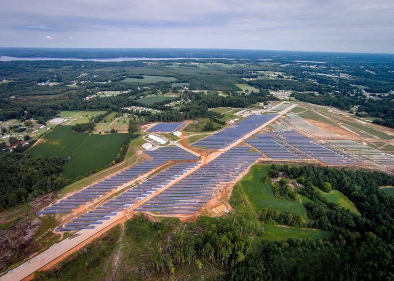 7月美国在建电站容量115.177吉瓦