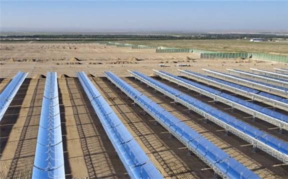 南非Xina Solar One光热电站通过了所有保修检查