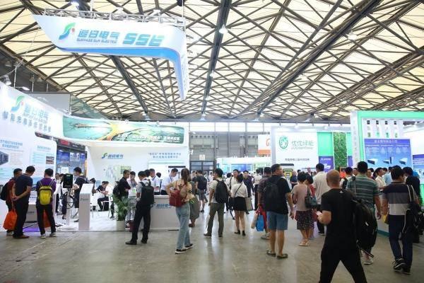 振威充电设施展及锂电展今日在上海开幕