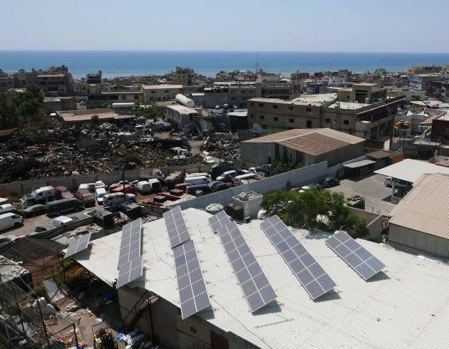 中企联合助力黎巴嫩微电网项目落地 减少污染和防止电力中断