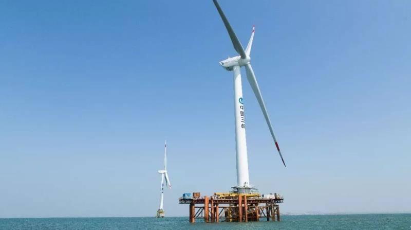 金风科技大兆瓦海上机组通过DNV GL和CGC双型式认证