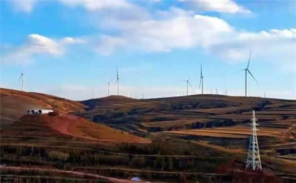 中国西电集团首个风电项目成功并网发电