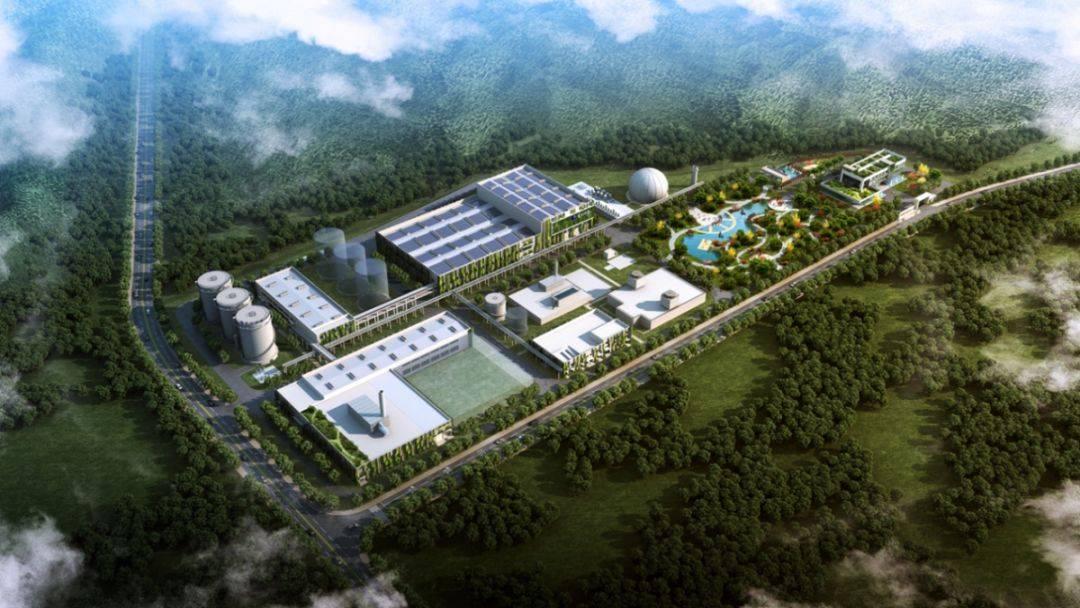 项目名称:贵州省黔西南州义龙新区大数据产业园天然气分布式能源站项目(EPC)