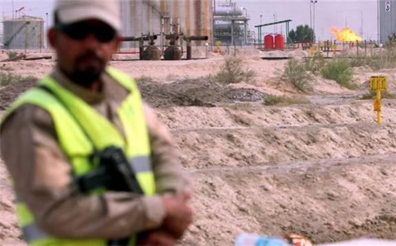 伊朗提出的建设一条穿越伊拉克领土的从伊朗到叙利亚的新输油管道