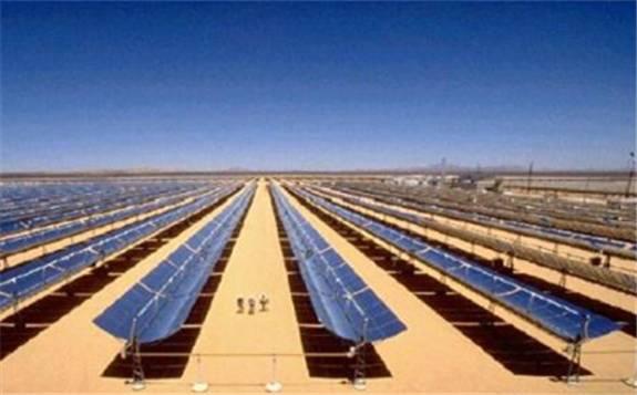 酒泉市拟建设槽式太阳能光热发电反射镜生产项目 总投资1.8亿元