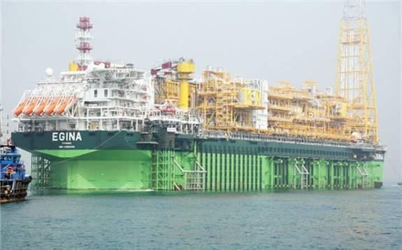 """尼日利亚发现""""大量""""天然气,储量估计为280亿立方米天然气"""