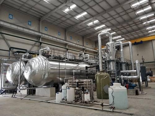 大规模太阳能热发电中高温蓄热技术与工程化应用项目进入2019年度青海省科学技术奖励复评阶段
