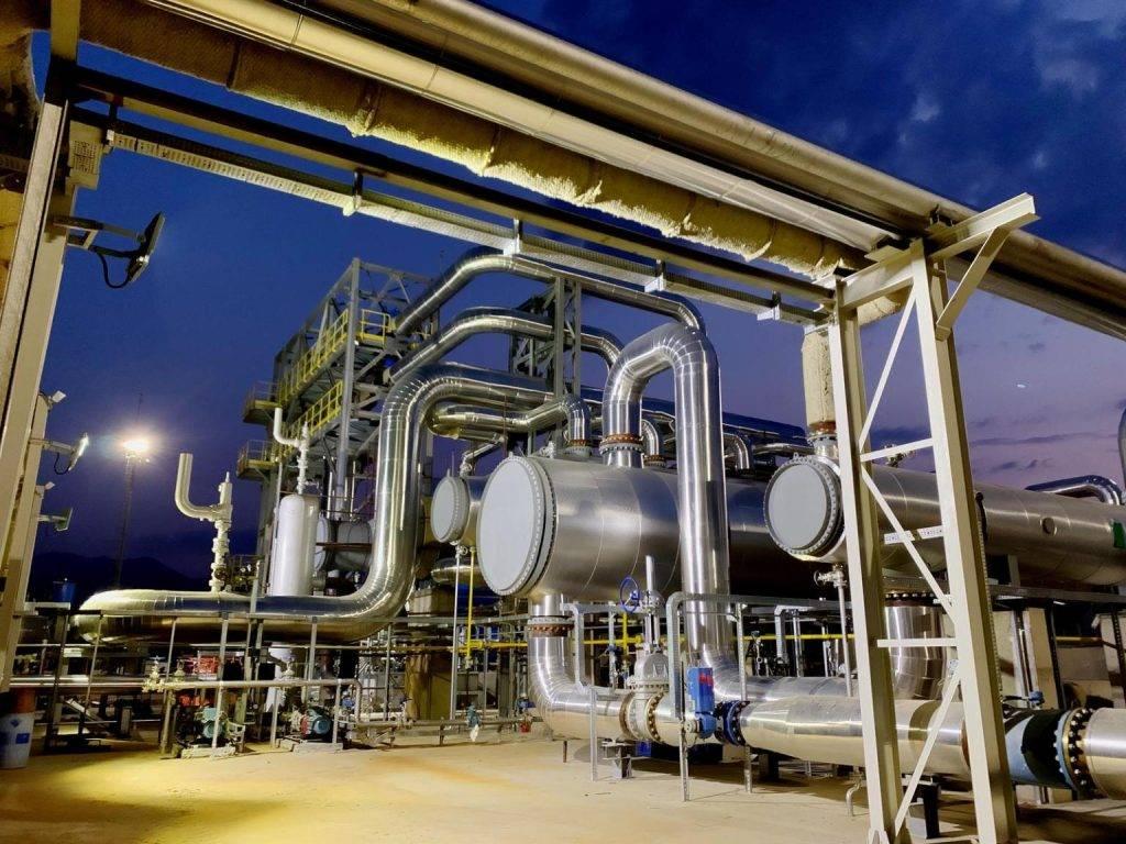 22.5MWÖzmen3地热发电厂在土耳其上线运营
