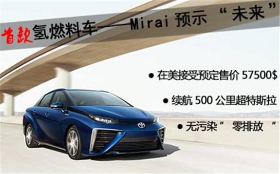 氢燃料电池车将成为来年奥运会主角