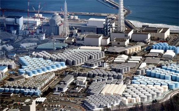就福岛核电站污水安全问题,日本试图说服多国外国外交官