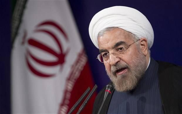 伊朗总统哈桑·鲁哈尼4日宣布,解除所有对核项目研究开发的限制