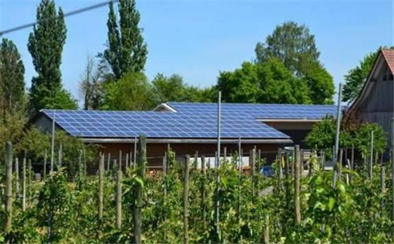 欧洲能用好屋顶 能够满足欧洲地区电力供应量的四分之一