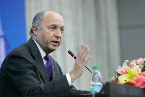 法国外长勒德里昂8日称,法国仍将致力于推动伊朗履行伊核协议