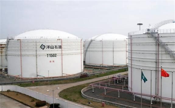 8月份中国原油进口量同比增长9.9%,达到每日997万桶