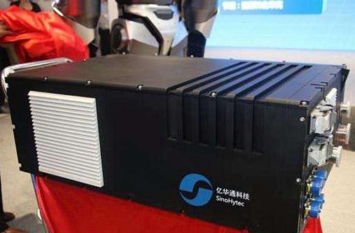 亿华通大功率氢燃料电池发动机通过国家验收!功率可达100KW