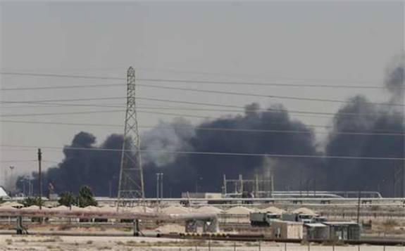 全球最大石油企业遭无人机袭击 致沙特减产一半