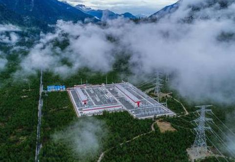 世界海拔最高输变电工程开工建设
