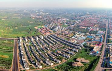 中国第一座地热城——每年替代标煤万余吨