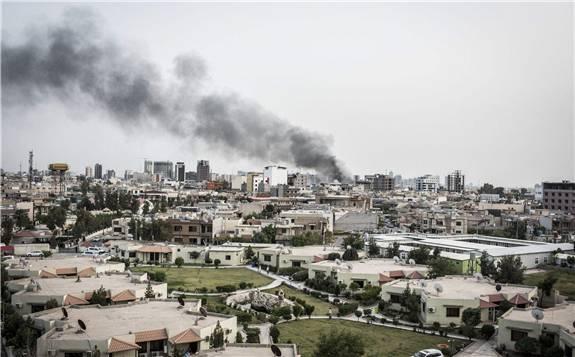 为巴格达人带来光明和希翼——中国企业承建电厂撑起伊拉克首都电力供应