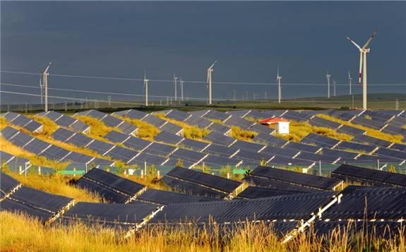 国家风光储输示范电站已完成国内外首次真实电网故障下的虚拟同步机功能测试
