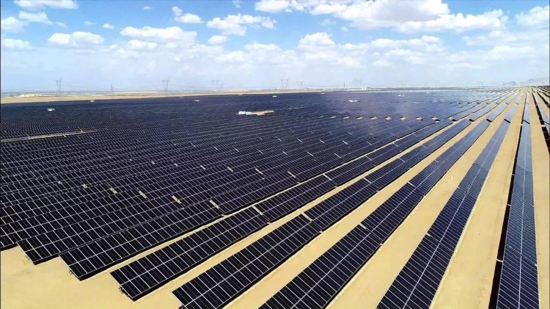 光伏电价首次实现低于燃煤发电标杆电价